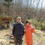 参議院議員の宮沢ゆかさんが訪問